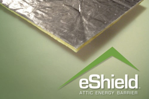 eShield – Radiant Barrier+Attic Insulation
